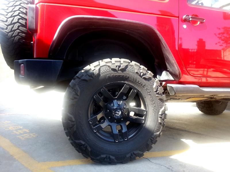 牧马人轮毂步骤v轮毂D515-,----改联改装网-汽超效率的dea操作轮胎图片