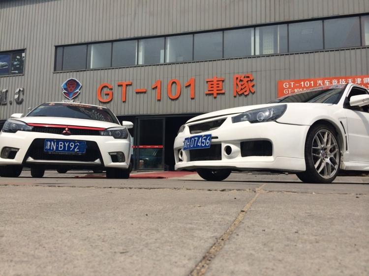 GT101出品v3菱悦基础改装案例