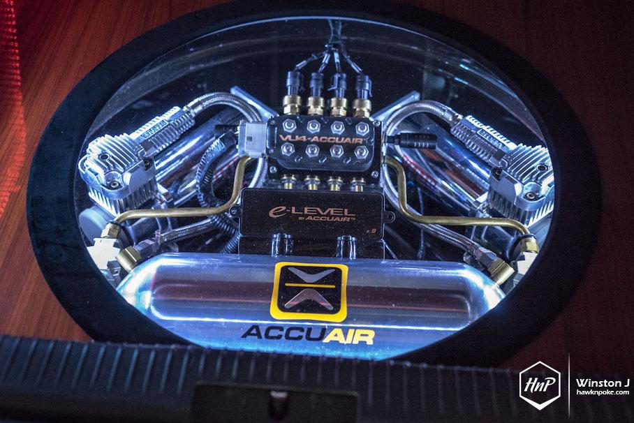 性能小钢炮 高尔夫GTI低趴改装