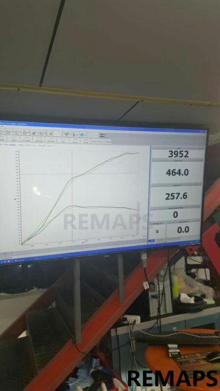 大众高尔夫GTI 德国REMAPS ECU马力机调教