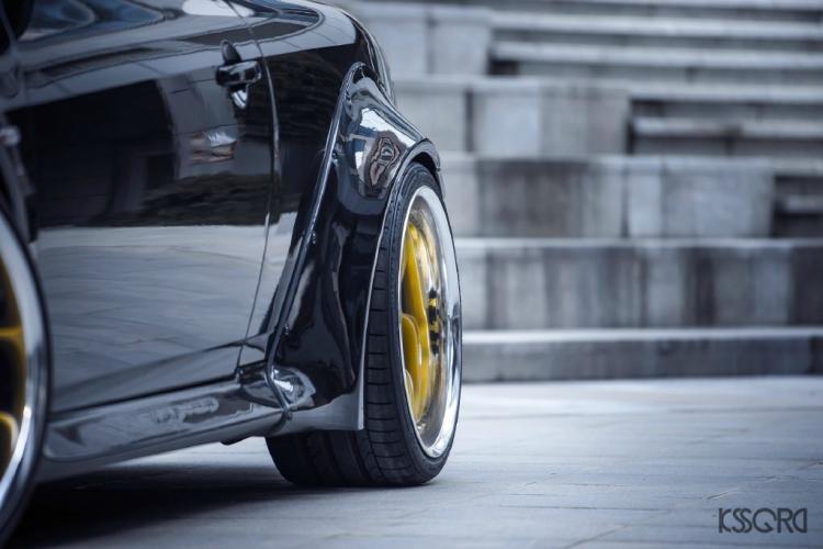 优雅好姿态 LB宽体英菲尼迪G37 Coupe