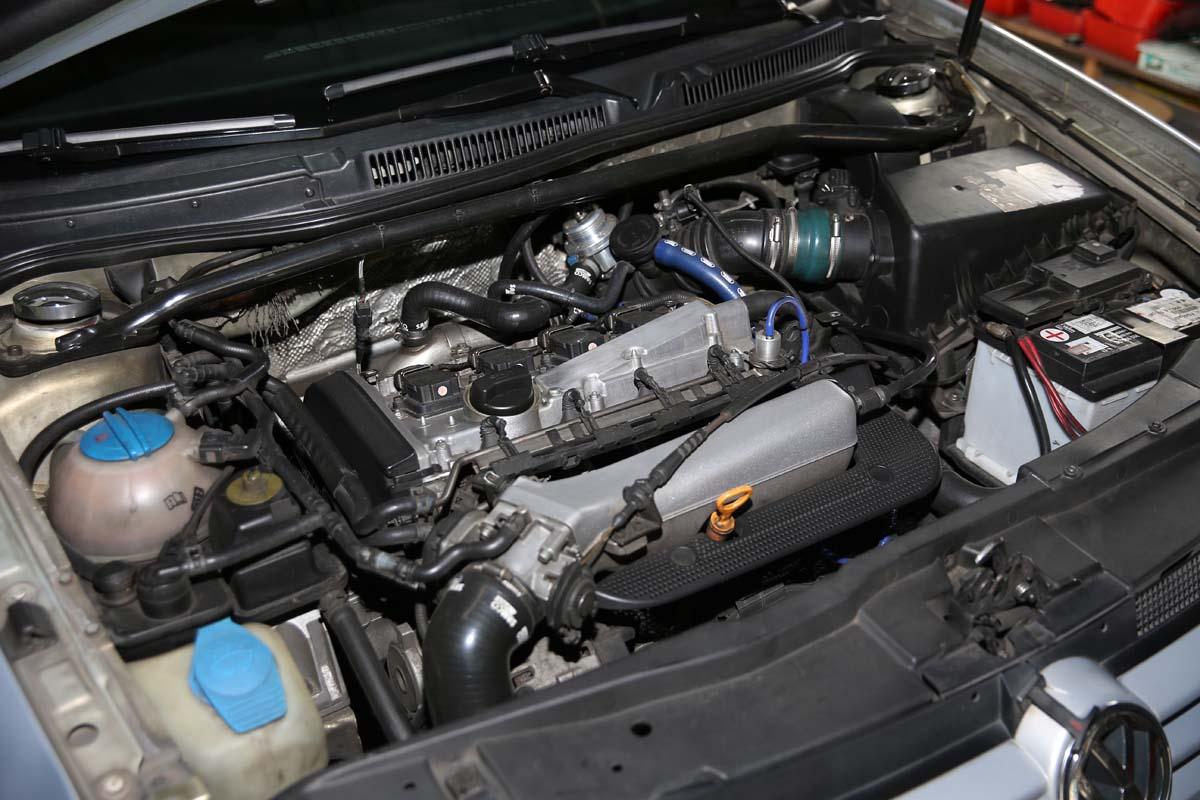 老车翻新 经典大众高尔夫MK4 GTI改装
