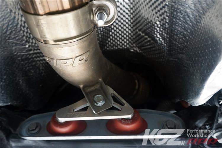 大众高尔夫7 GTi很急APR进气头段达到320匹