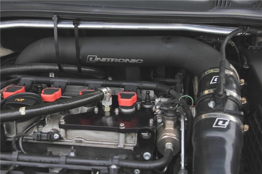 白马义从 素雅高尔夫MK6 GTI激情改装