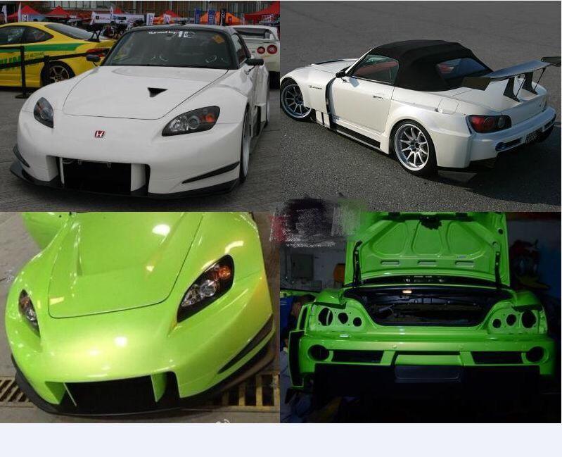 1999到2001年 本田S2000 宽体套件!郑州车世界独家有售!