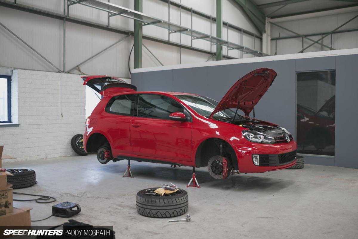 烈焰GTI完美气动安装过程