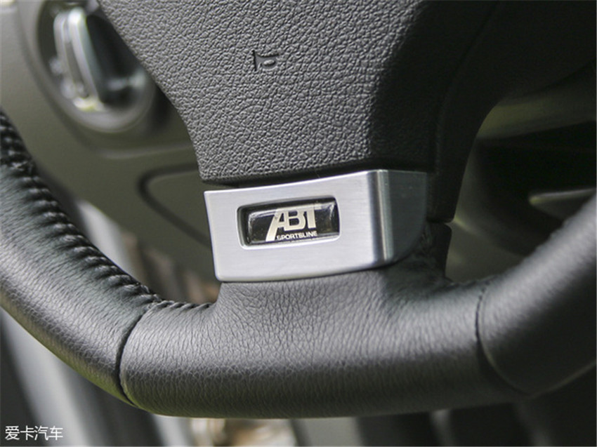 出自御用之手 ABT官改第五代高尔夫GTI
