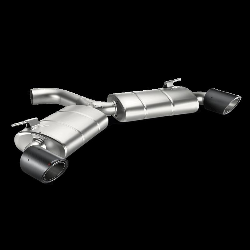 GTI7代升级天蝎排气