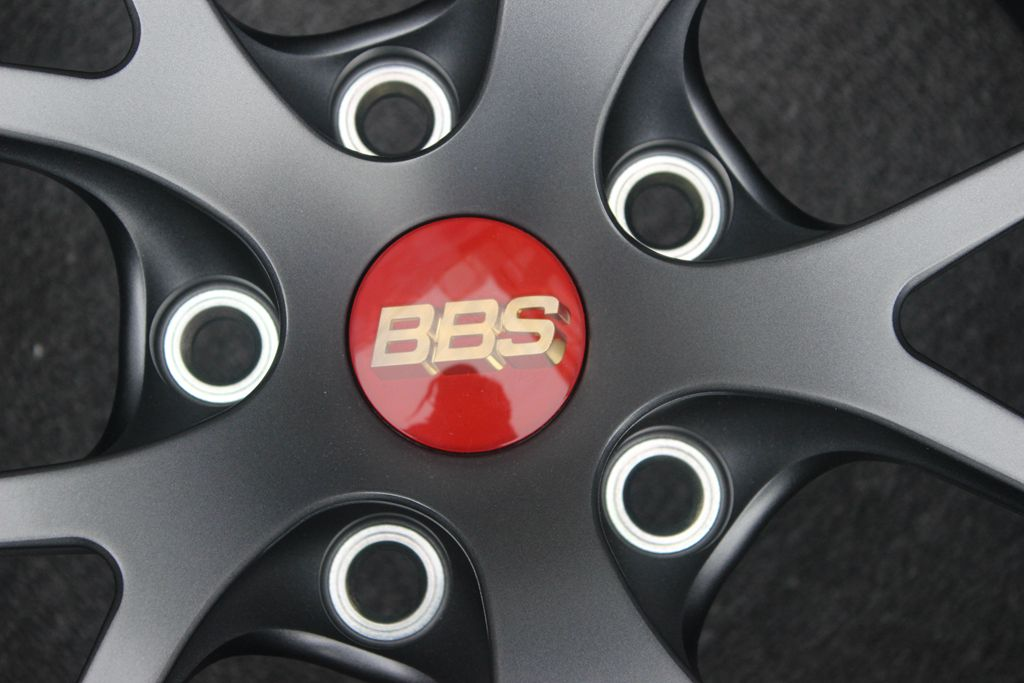 高尔夫R 上车BBS RI-A 18寸