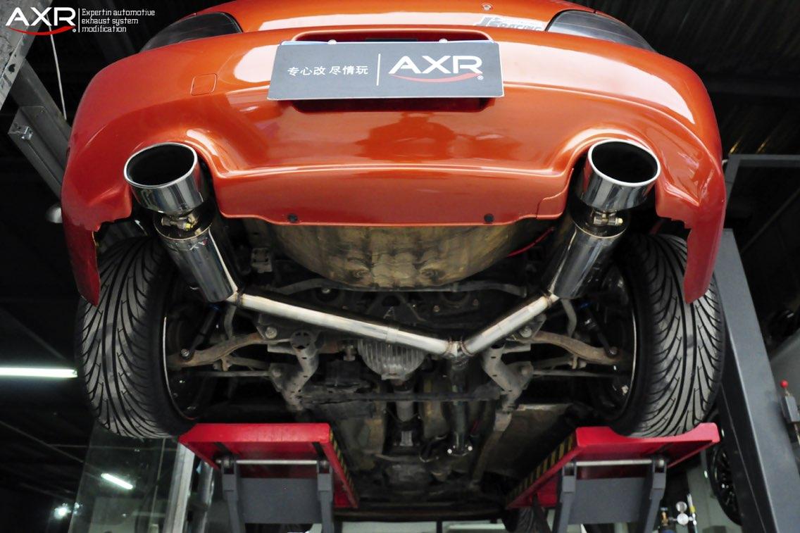 岁月的见证者  S2000  AXR-排气个性定制