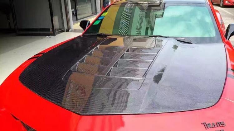 大黄蜂 科迈罗 碳纤维套件 VX:BFcar8