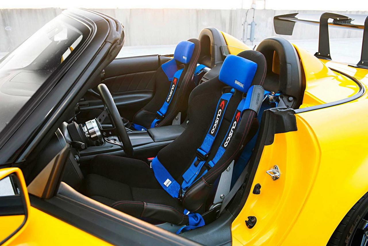 至少我们有机会拥有一辆—Honda S2000