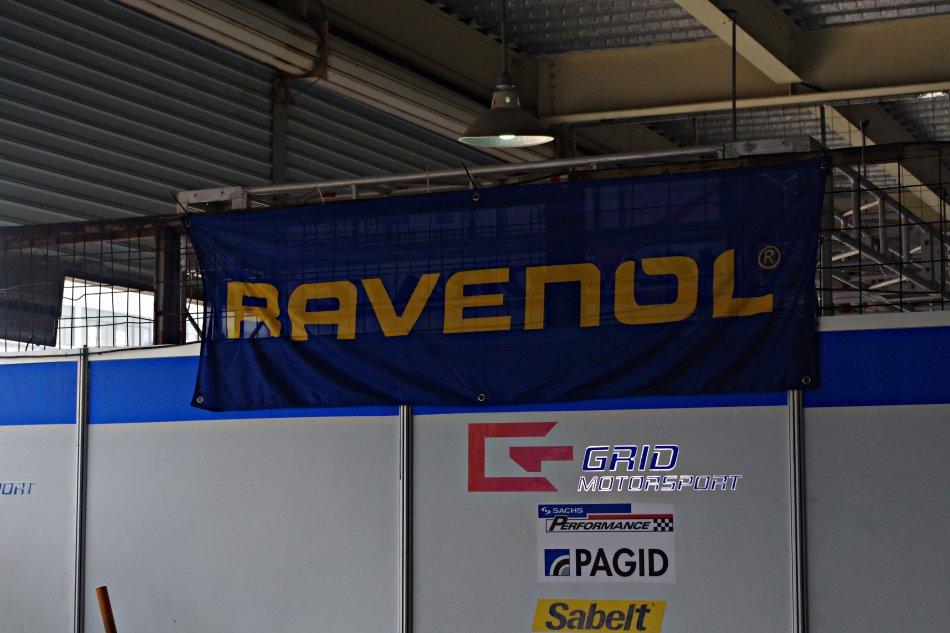 Ravenol赞助参加CEC十二小时耐力赛