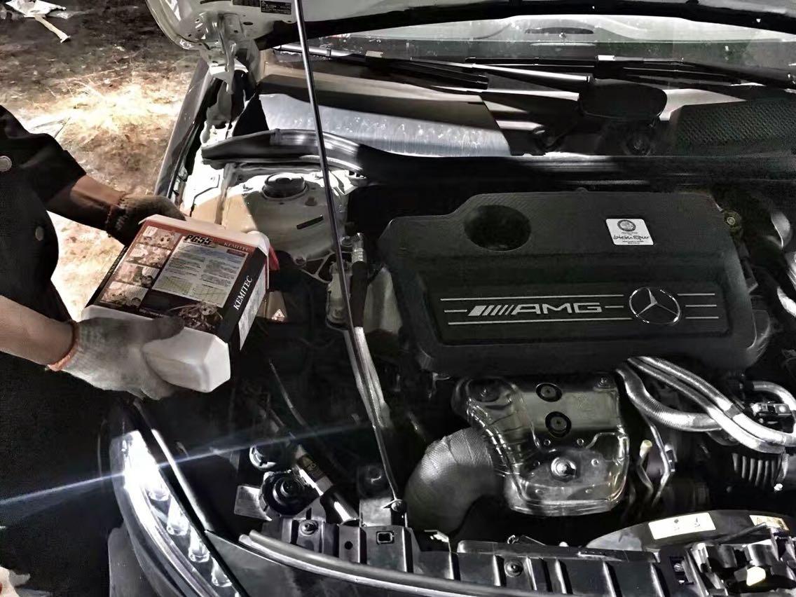 Mercedes Benz AMG GLA45 x SWICA x Heinz