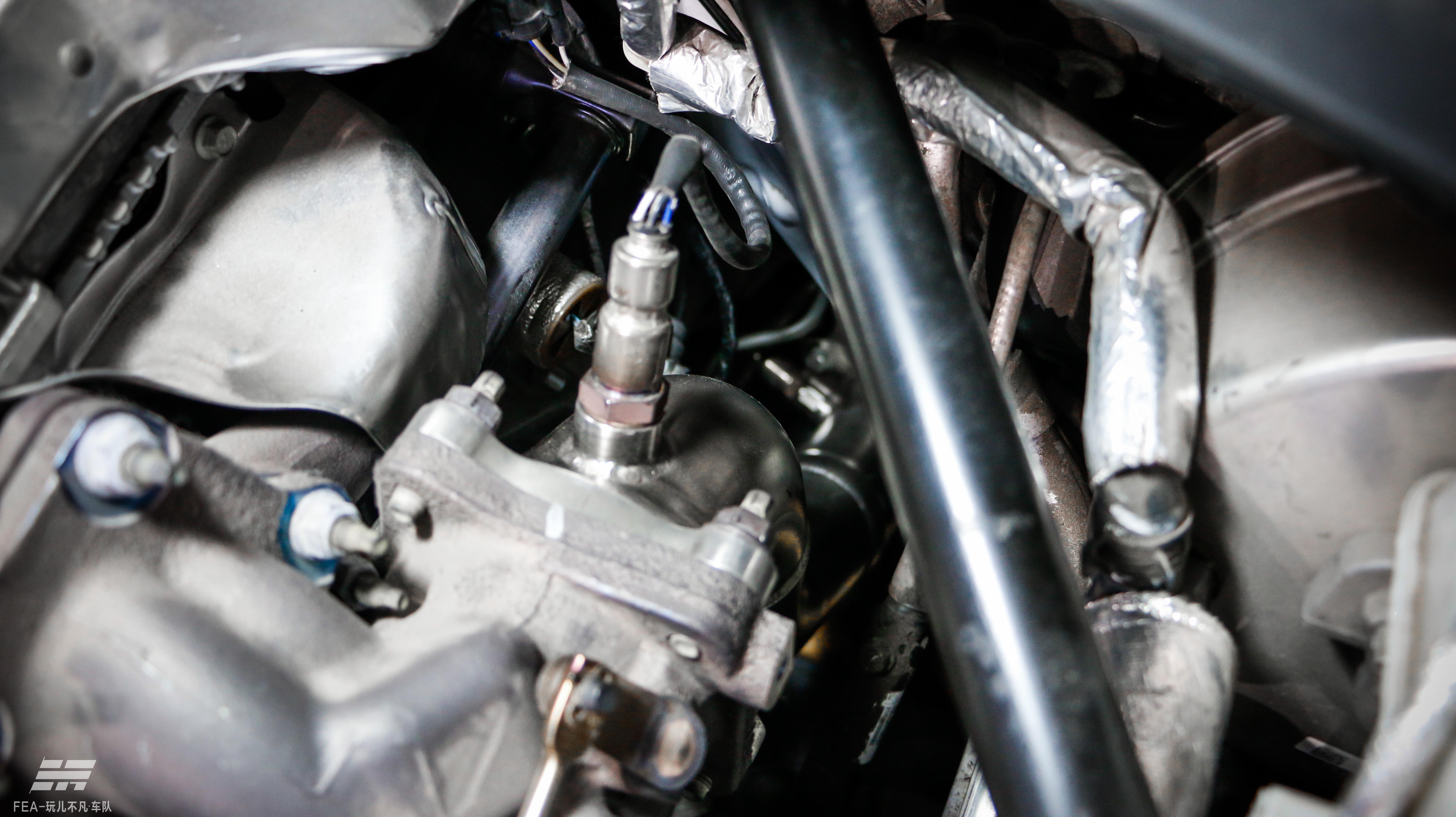 凯迪拉克ATS升级VHP直通头段KN空气滤芯