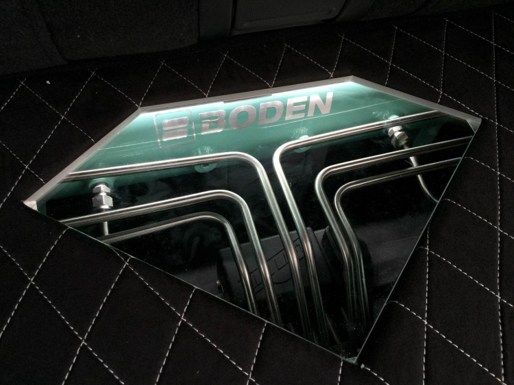 2015 Honda Odyssey x Rotiform