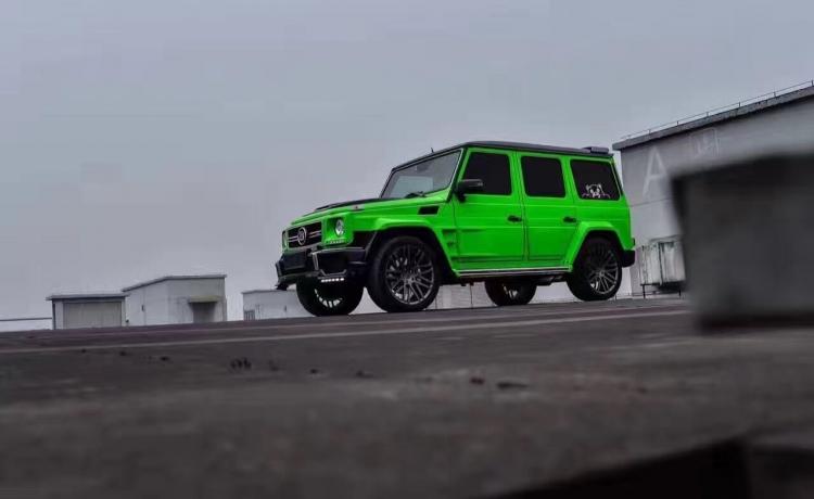 奔驰G级 巴博斯 宽体套件 VX :BFcar8