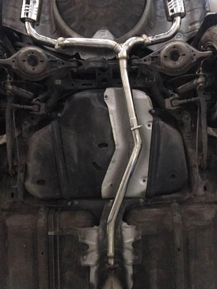 马自达6改装SKSHARK排气