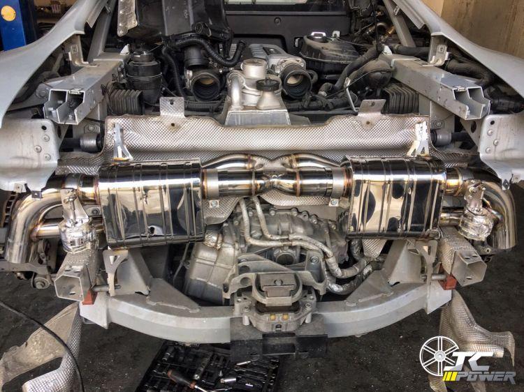 Audi R8 V8 IPE上车