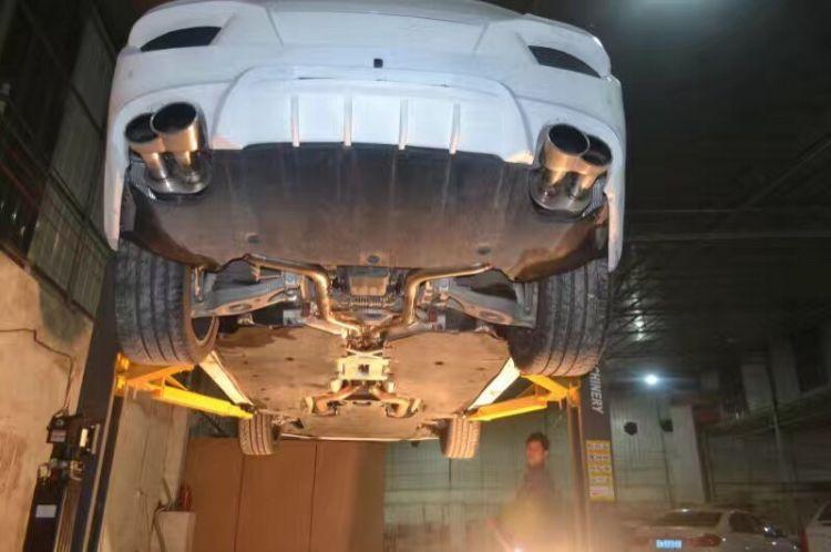 14款帕拉梅拉WALD,配巨源排气,效果更佳!