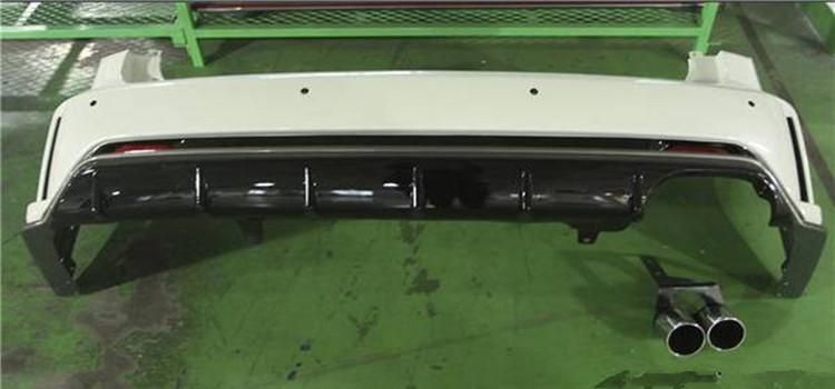 日产途乐Y62升级nismo包围 易龙改装
