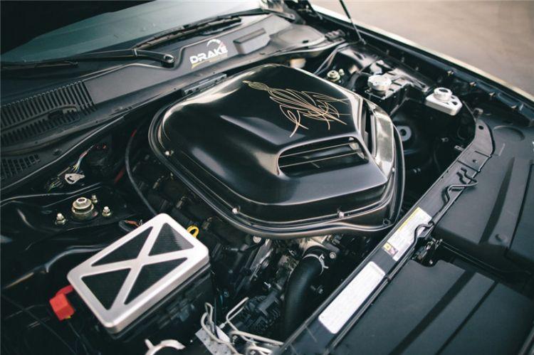 气质相投 挑战者美式肌肉车的改装鉴赏
