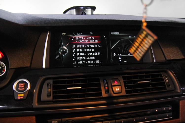 宝马520Li-NBT大屏套装+B&O中置+液晶仪表盘