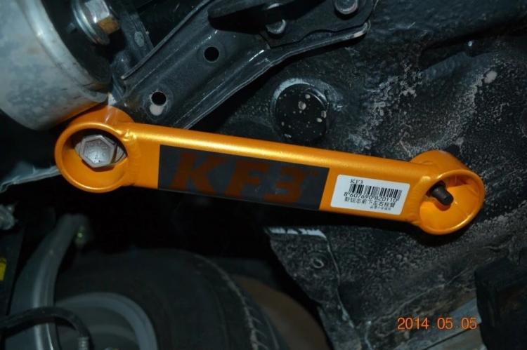 KF3锐志全车六件套平衡杆底盘加固tbplay918通宝官网车主安装后试车效果很满意安装分享