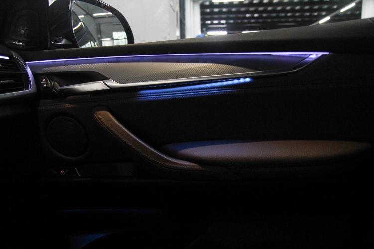 宝马X5 M系套件上身案例+碳纤前后唇