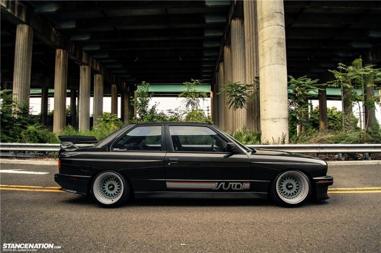 永恒的经典记忆BMW E30 改装案例
