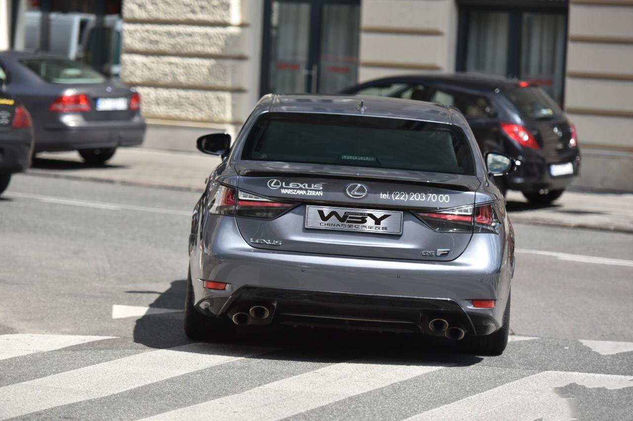 WBY雷克萨斯LexusGS新款2016改装GS-F运动版