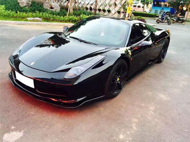 法拉利 458 autoveloce 碳纤维套件 VX:BFcar8