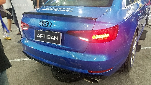 奥迪A4 RS