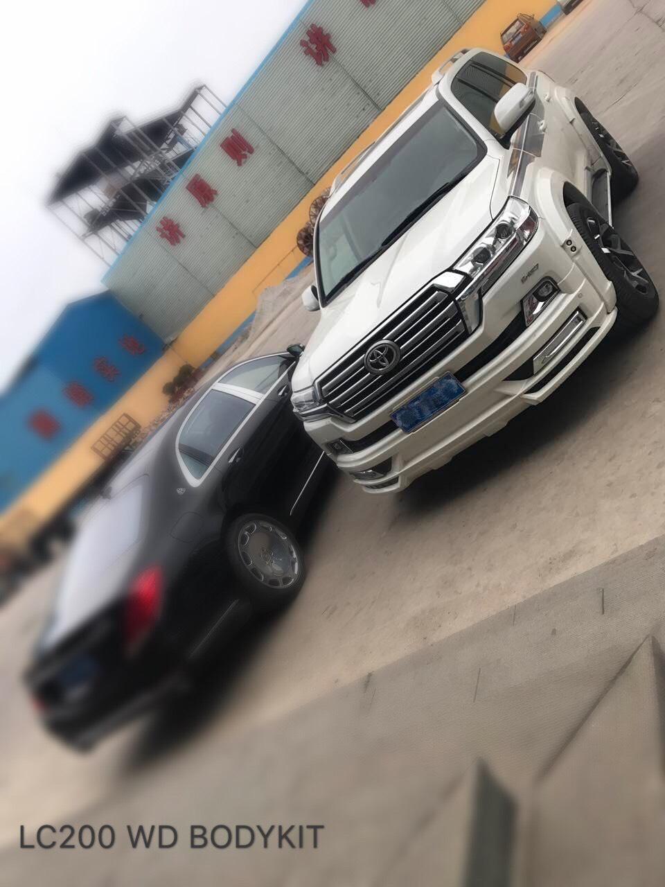 2016兰德酷路泽LC200  大保健