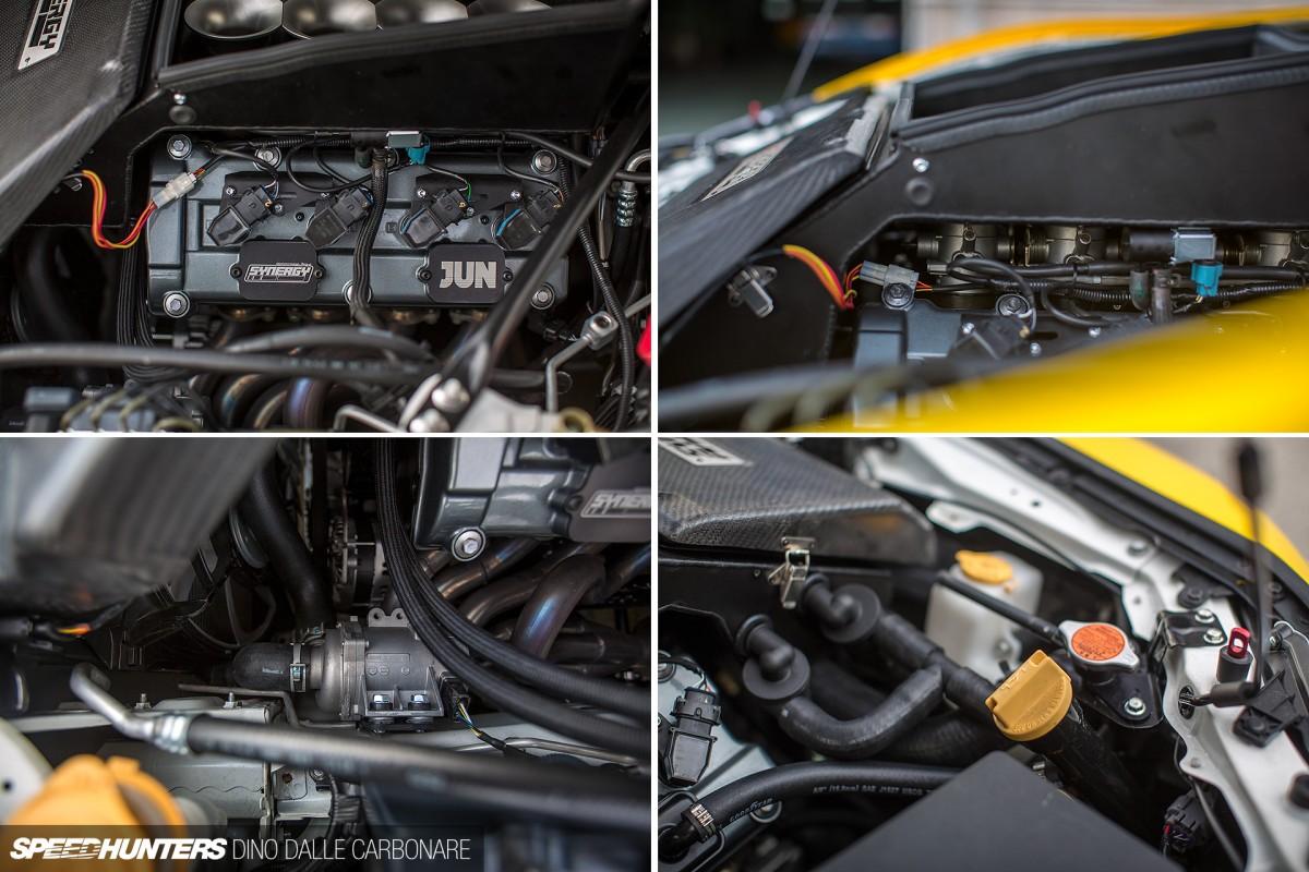JUN暴力来袭 Subaru BRZ V8化改造