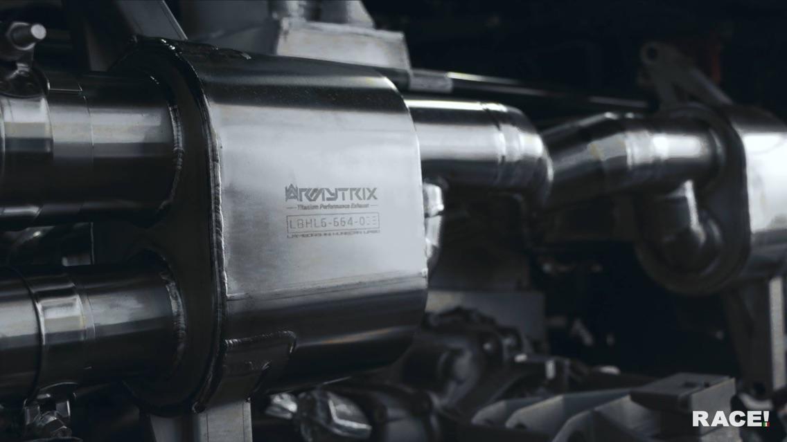 Lamborghini HuracanLP610-4