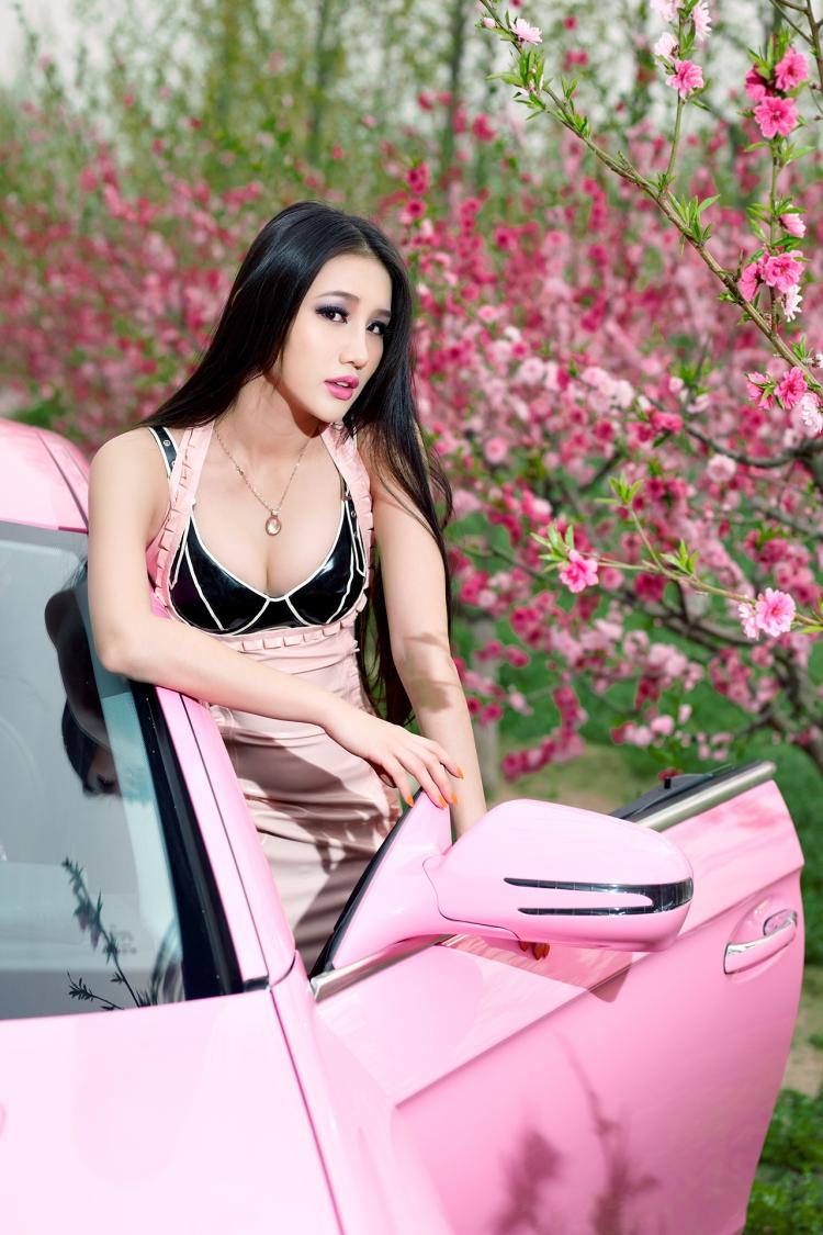 桃花下的粉红海贼女帝