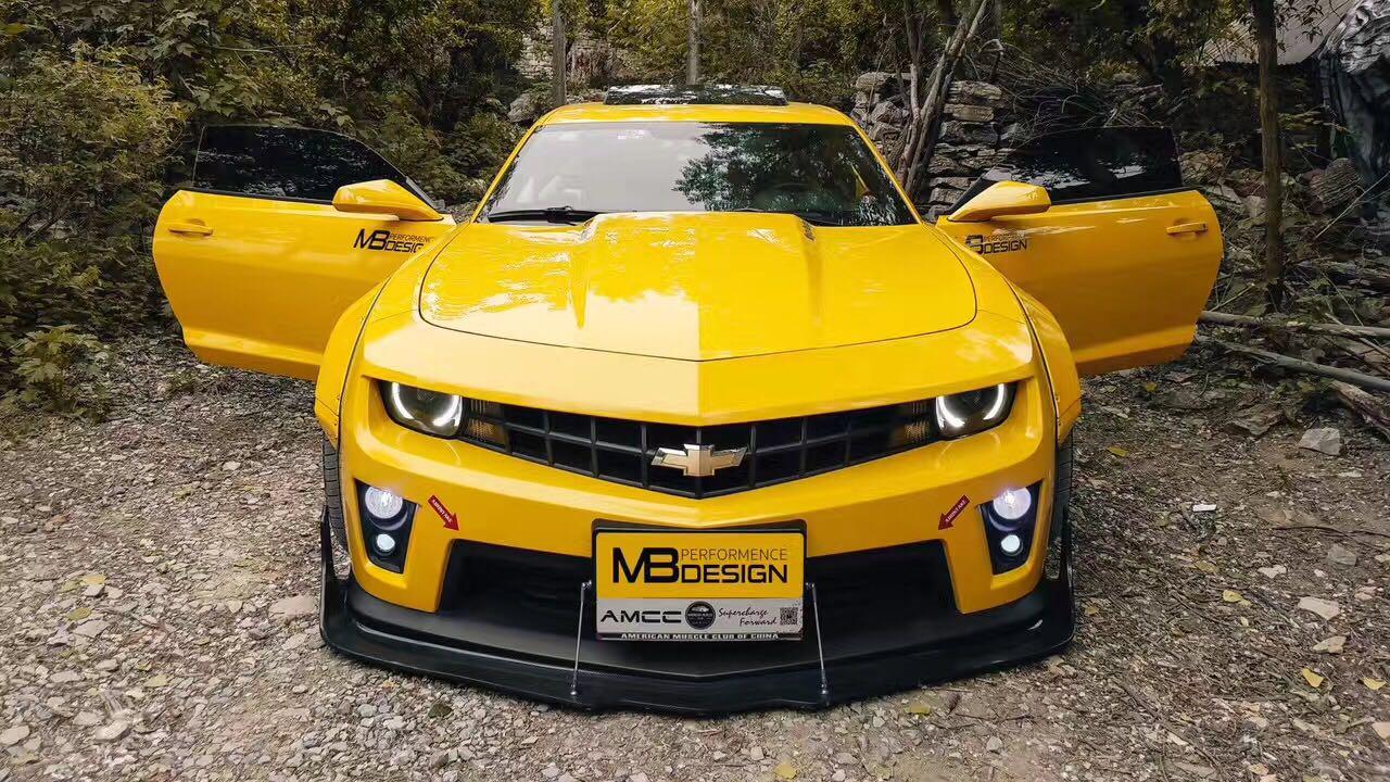 科迈罗 大黄蜂 MB 包围套件 VX:BFcar8