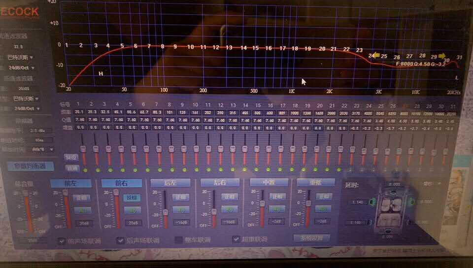 东南DX3改装德国彩虹  畅享好声音