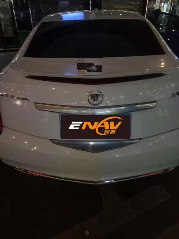 【凯迪拉克XTS升级ENAV易航油门加速器】想快就快,智能转换,爱车提速神器: