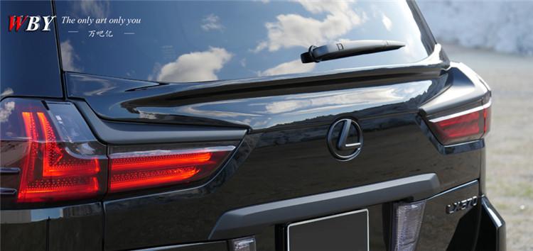 16款雷克萨斯LX570改装日本进口WALD沃尔德