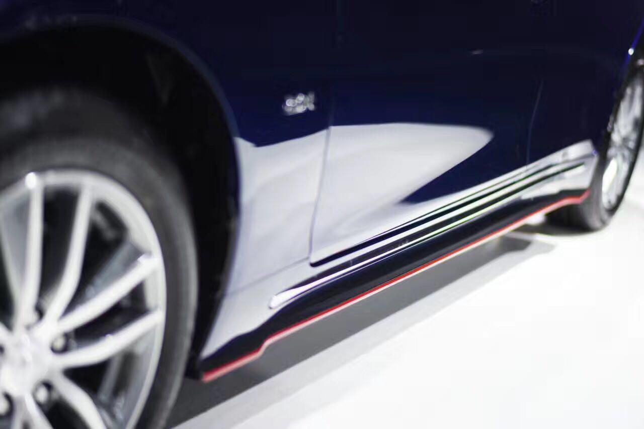 新势能!WALD英菲尼迪Q50L不再低调