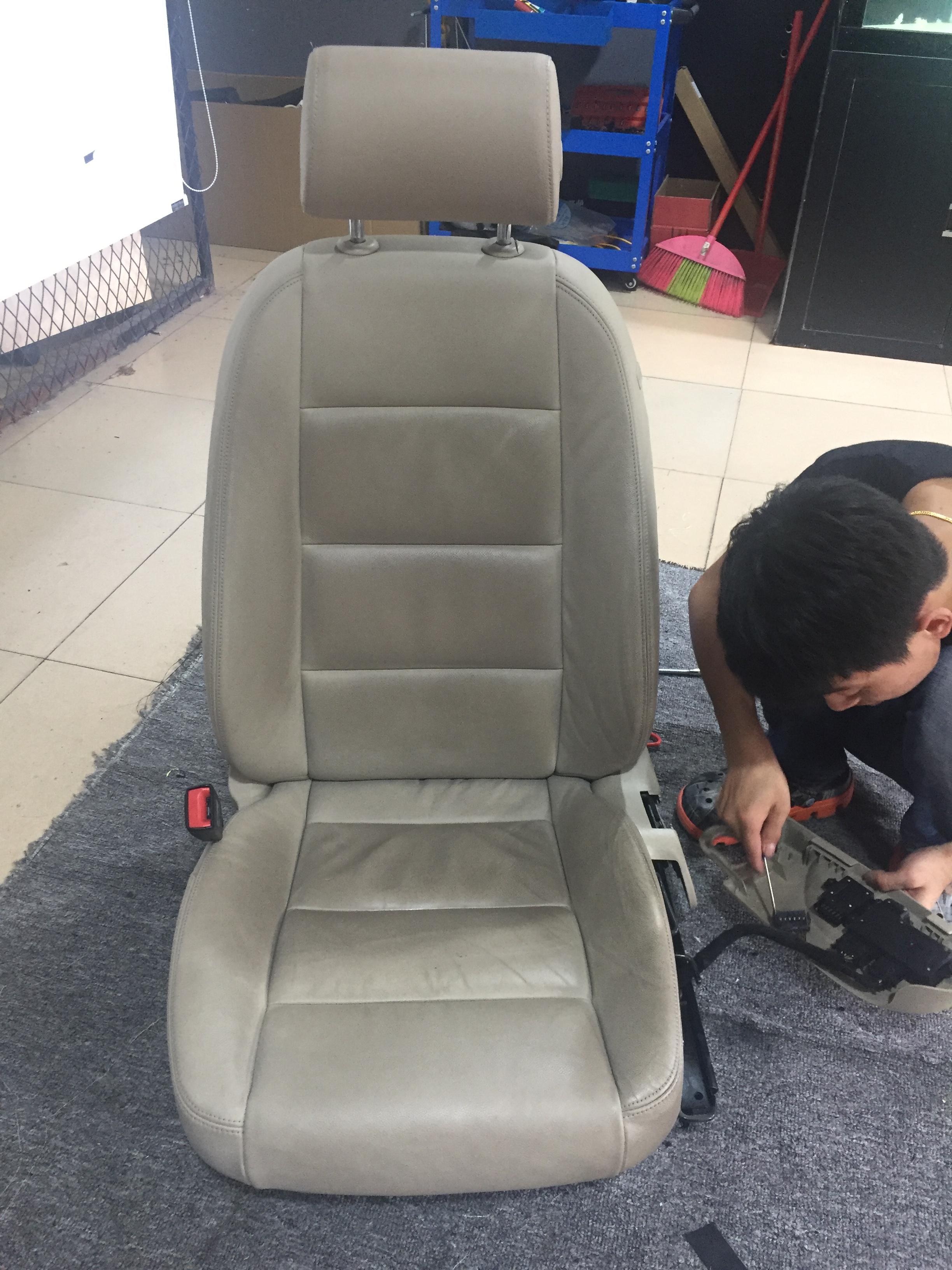 东莞专业改座椅通风,座椅通风升级