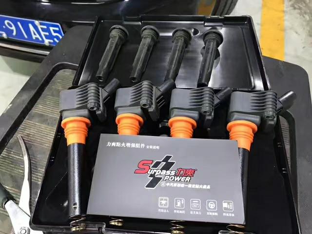 马自达昂克赛拉更换力爽增强点火线圈组件