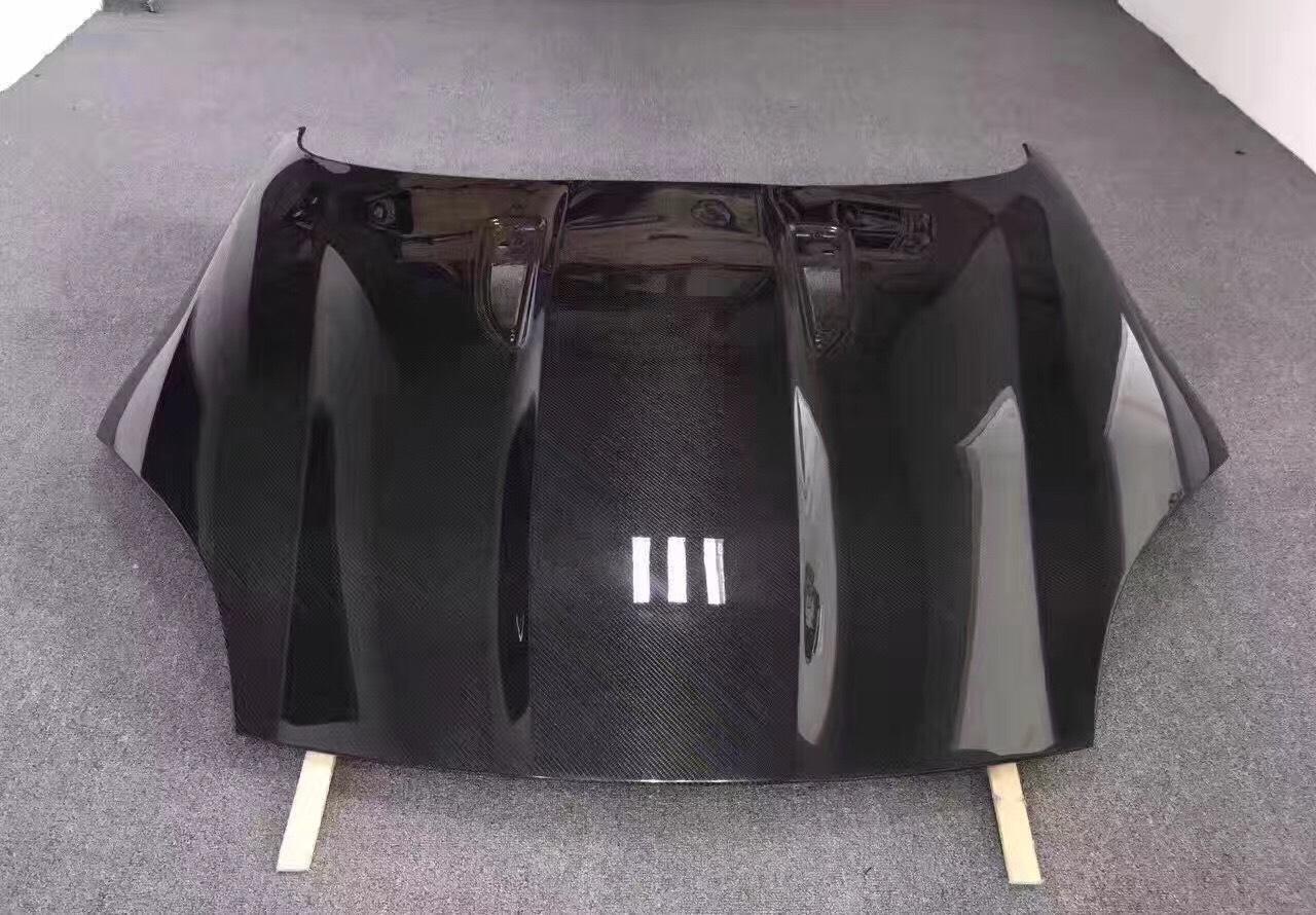 捷豹F-TYPE碳纤机盖