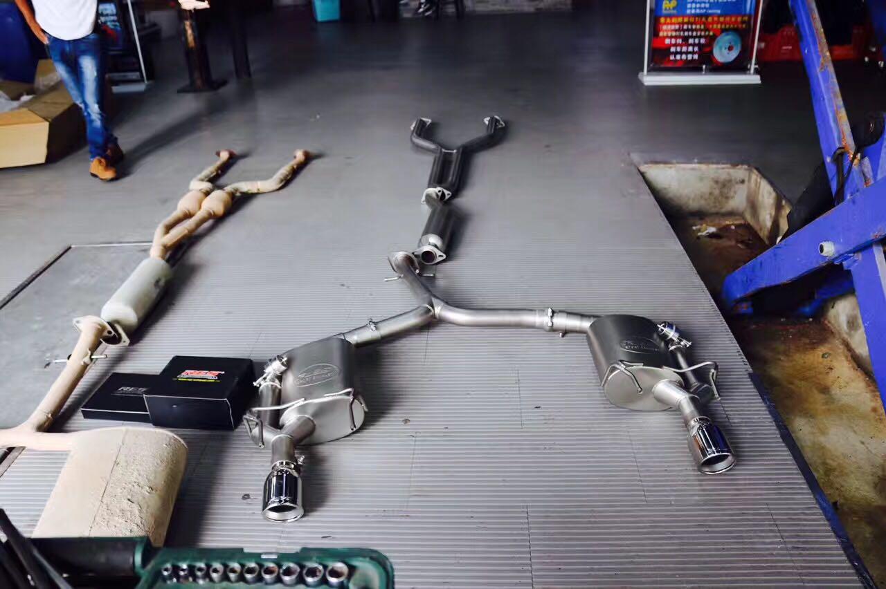 安装RES智能可变阀门排气,