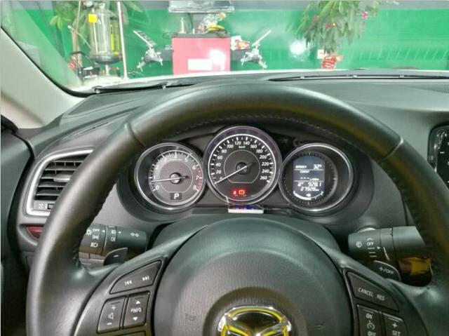 马自达阿特兹安装油门加速器跑出强性动力