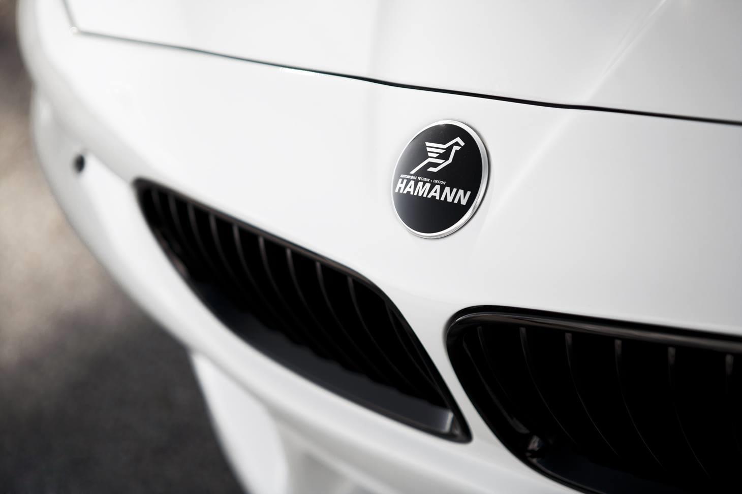 宝马5系 F18改装Hamann刀锋战士