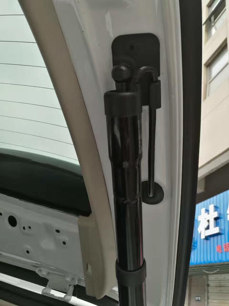 成都比亚迪唐电动尾门+一脚踢无损安装
