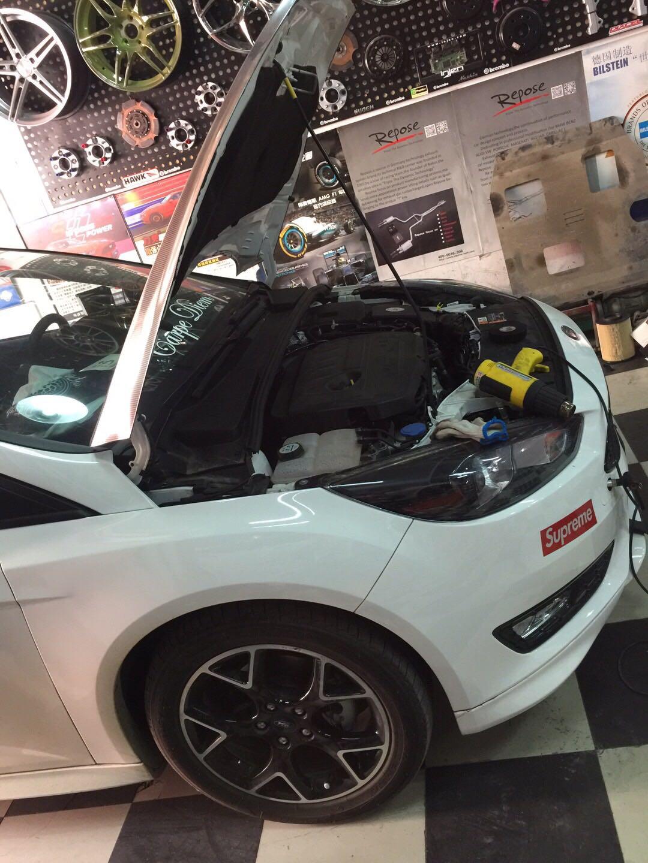 Ford Focus 1.5T改装HKS外置泄压阀!